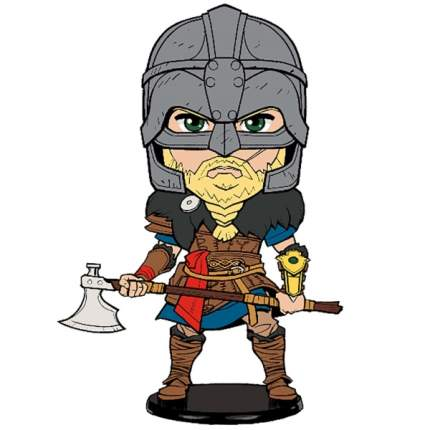 Фигурка UbiCollectibles Assassin's Creed: Eivor Male