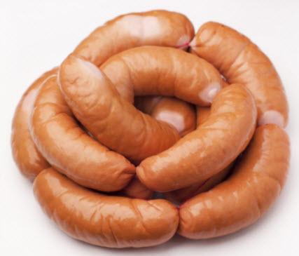 Шпикачки Усольский мясокомбинат Охотничьи ~1 кг