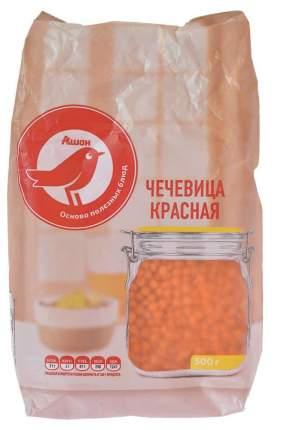 Чечевица АШАН красная 500 г