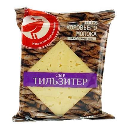 Сыр АШАН Тильзитер 200 г