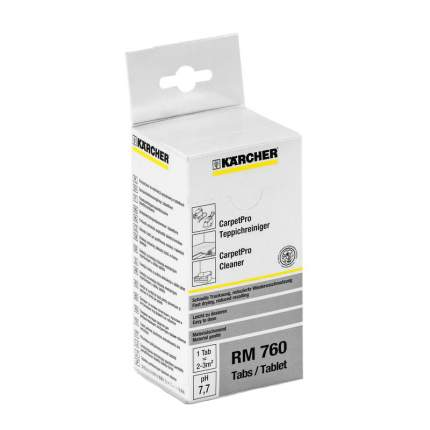 Таблетки чистящего средства Carpetpro RM 760 16 шт