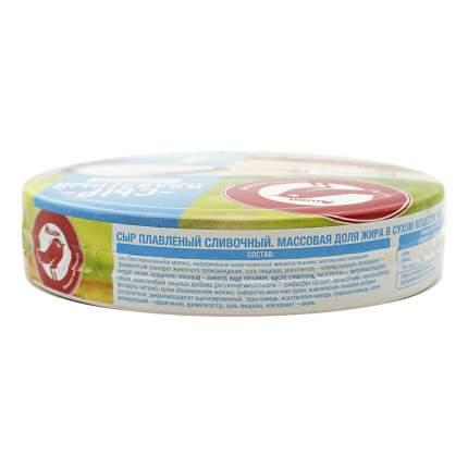 Плавленый сыр АШАН сливочный 45% 8 порций 140 г