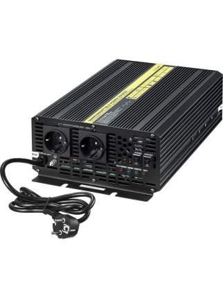 Инвертор Pitatel KV-MU1500.12 (12V\220V, модифицированный синус, ИБП, 1500W)
