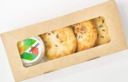 Сырники Greenbox со сметаной, 3 шт., 140 г