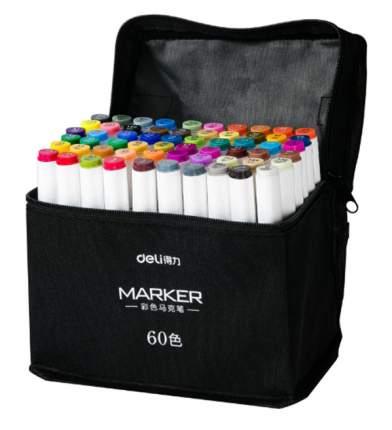 Набор маркеров для скетчинга Deli 70807-60