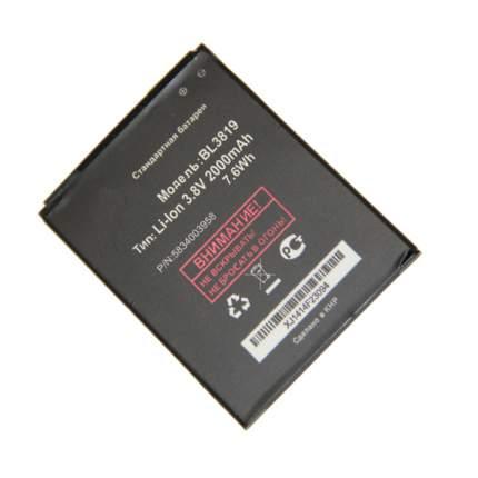 Аккумуляторная батарея для Fly IQ4514 (Quad EVO Tech 4) (BL3819)