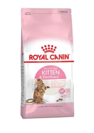 Сухой корм для котят ROYAL CANIN Kitten Sterilised, для стерилизованных, 3,5кг