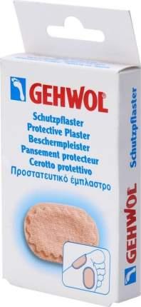 Пластырь Gehwol защитный овальный 4 шт.