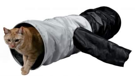 Тоннель для кошек TRIXIE Playing Tunnel, шуршащий с рукавом, в ассортименте, 30х115 см