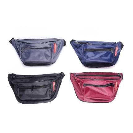 Сумка для лакомств OSSO Fashion нейлон 29х10, с карманом, в ассортименте