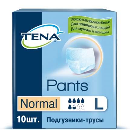 Подгузники для взрослых TENA Pants Normal трусики L 10 шт.