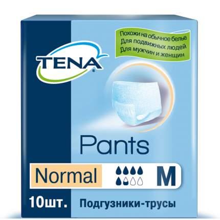 Подгузники для взрослых TENA Pants Normal трусики М 10 шт.
