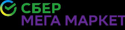 Логотип СберМегаМаркет