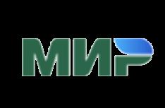 Логотип платежной системы: МИР