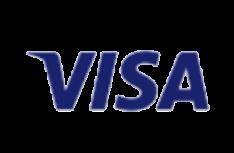 Логотип платежной системы: VISA