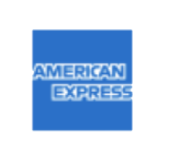 Логотип платежной системы: American Express