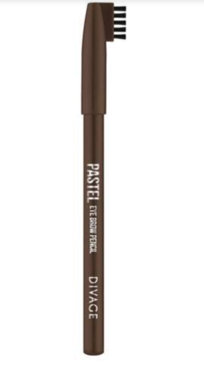 Карандаш для бровей divage pastel отзывы