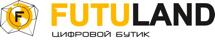 Логотип: Futuland