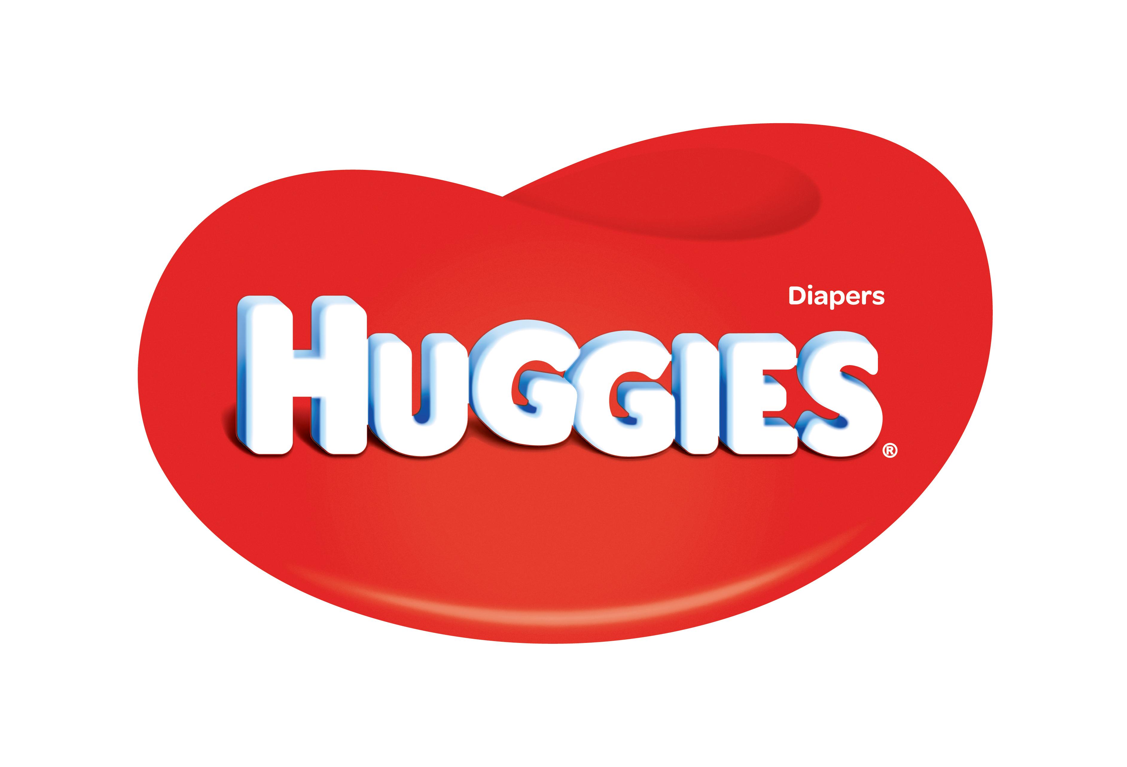 Логотип: Huggies