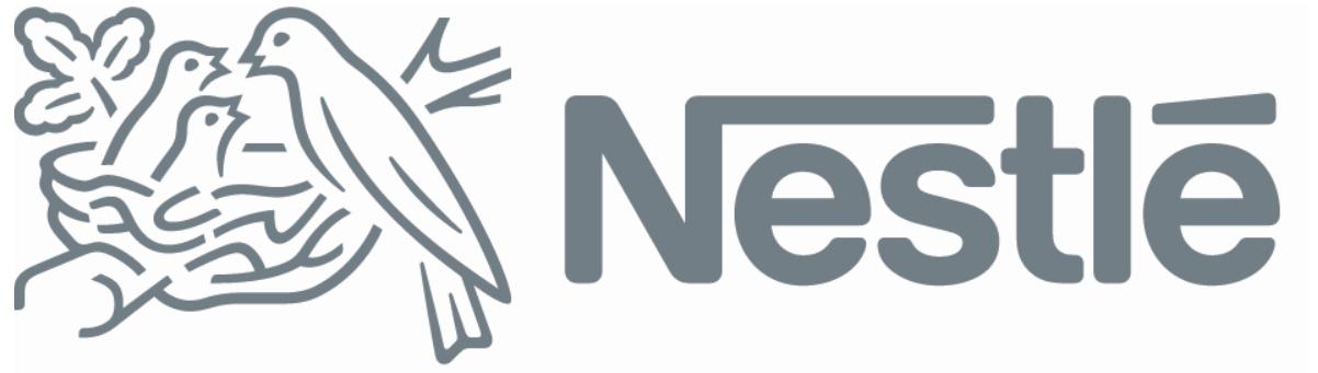 Логотип: Nestle
